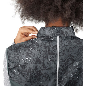 Salomon Agile Wind Vest Women ebony